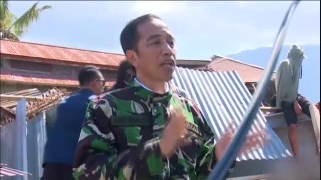 En Indonesia se trabaja sin descanso para encontrar a los desaparecidos y restablecer los servicios básicos