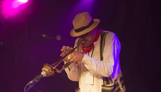 Fallece en Madrid el trompetista y percusionista neoyorquino Jerry González