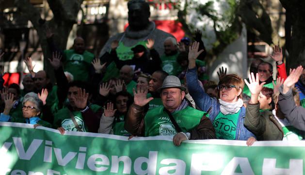 Pamplona rechaza la idea de que Policía Municipal no colabore en desalojos