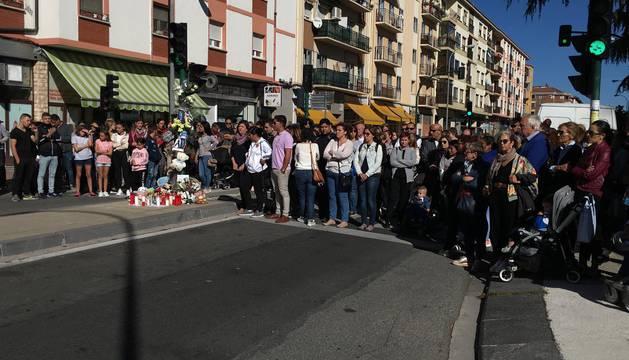 La juez deja en libertad a la conductora detenida por el atropello mortal a un niño en Pamplona