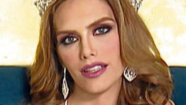 Miss España, Ángela Ponce.
