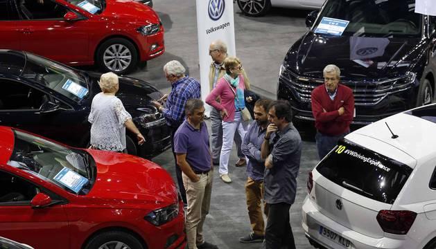 I Outlet Navarra Motor Show en el Navarra Arena