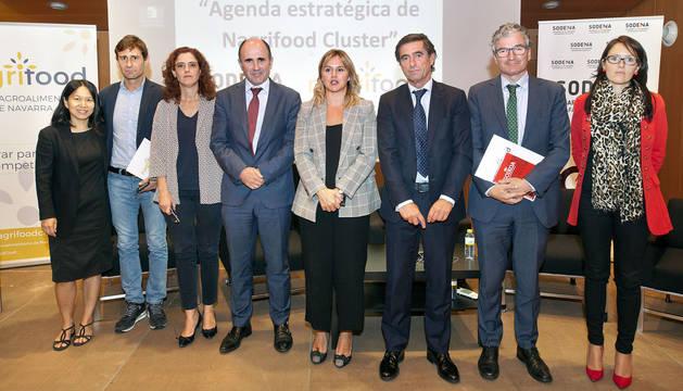 El Clúster Agroalimentario busca que Navarra sea referente europeo en el sector