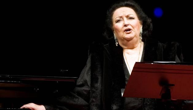 La artista murió en el Hospital Sant Pau de Barcelona, donde permanecía ingresada desde septiembre.