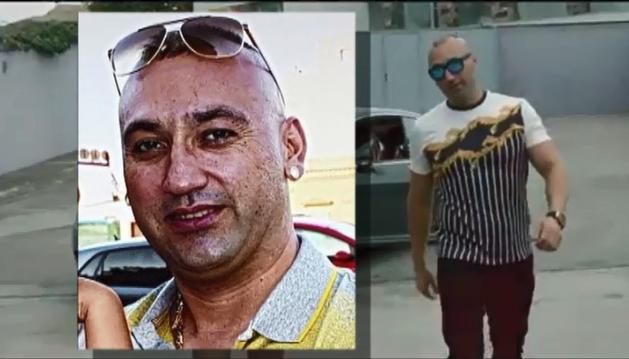 Francisco Tejón, en el videoclip de reguetón