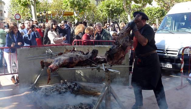 XII edición de la Fiesta de la Gastronomía de Cintruénigo