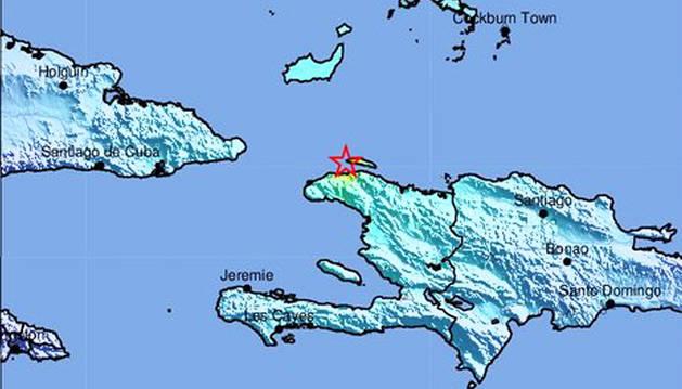 Al menos 11 muertos y 100 heridos en un terremoto de 5,9 grados en Haití