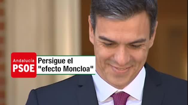 Las elecciones andaluzas servirán como termómetro electoral para medir el 'efecto Sánchez'