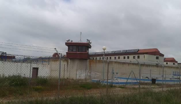 Centro penitenciario de Valladolid.