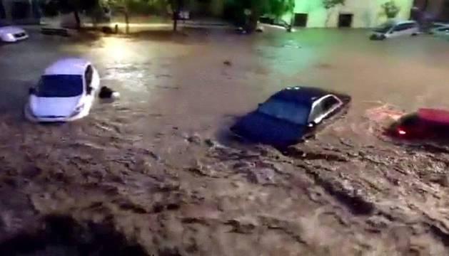 Sant Llorenç, en la comarca mallorquina de Levante, es la localidad más afectada