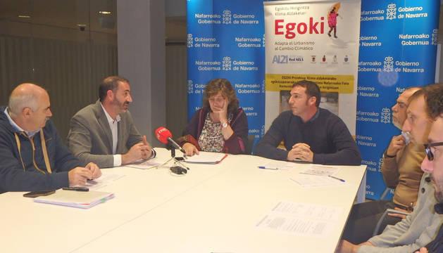 Municipios de Navarra y Álava analizarán su vulnerabilidad al cambio climático