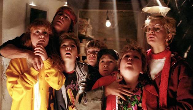 'Los Goonies' buscarán este domingo el tesoro del pirata Willy el Tuerto en Condestable