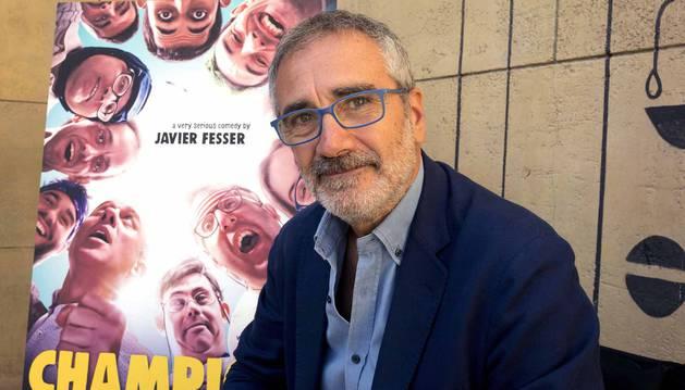 El cineasta español Javier Fesser, director de 'Campeones'