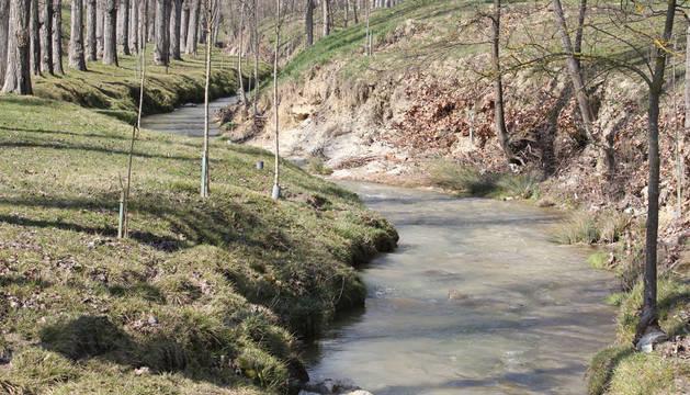 El Ayuntamiento anima a participar en una jornada de limpieza del río Sadar