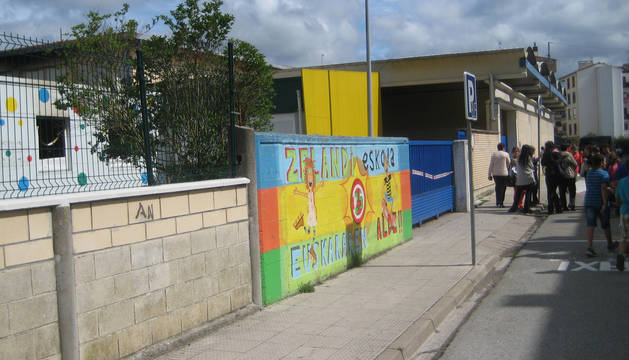 Escuela infantil Zelandi, donde se celebrarán algunos de los reencuentros