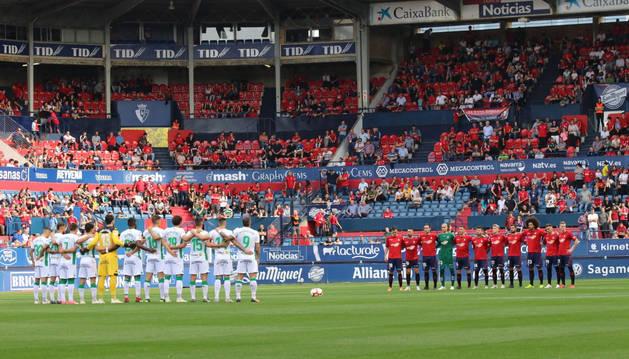 En directo: narración minuto a minuto del Osasuna-Córdoba
