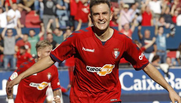 Fotos de Juan Villar en el partido Osasuna-Córdoba disputado en El Sadar.