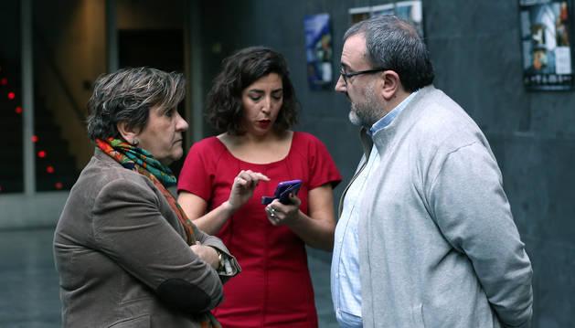 Podemos e IU niegan a las madres la devolución que piden en Euskadi
