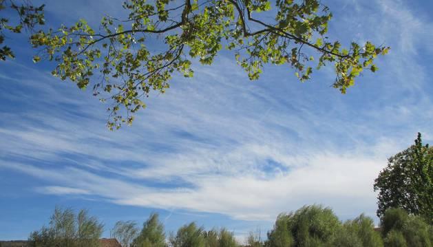Jornada con nieblas matinales en Navarra y tiempo parecido al del martes