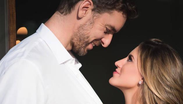Pau Gasol, feliz tras el 'sí, quiero' de su novia