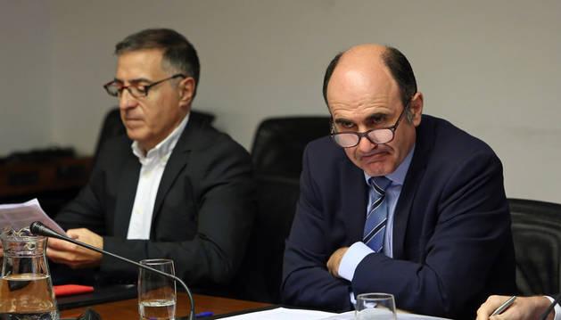 Ayerdi, censurado por sus socios al recurrir las empresas públicas a ETT