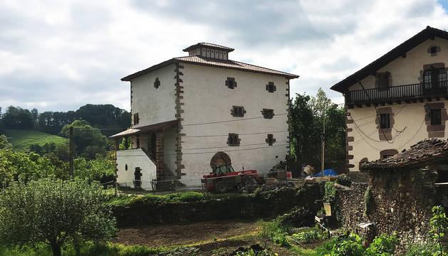 La Torre Dorrea de Irurita se abrirá al público en 2019