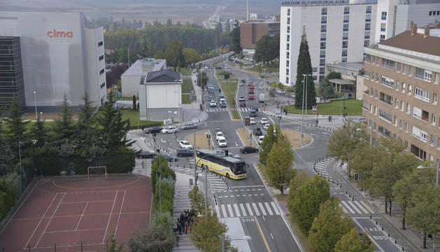 En noviembre comienza la última fase de las obras de la avenida de Pío XII