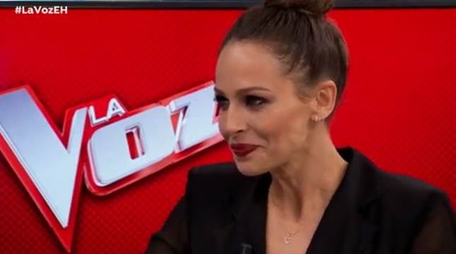 Eva González, durante su entrevista en 'El Hormiguero'