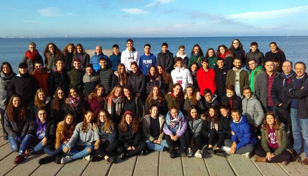 La Banda Joven de la Escuela de Música viaja a Estonia para devolver la visita a Viljandi