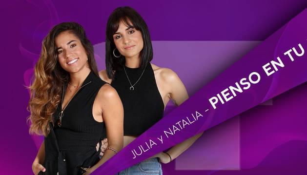Natalia y Julia cantarán juntas por Rosalía en la gala 5 de 'OT 2018'.