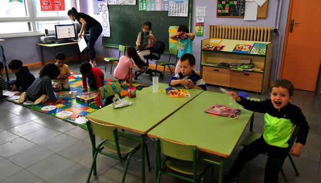 Colegio público Río Arga