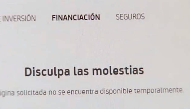Las hipotecas en España descansan en el limbo