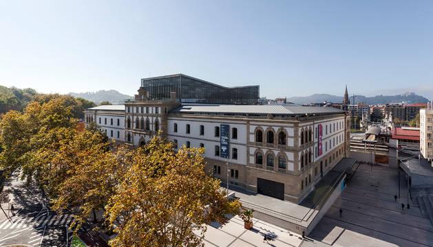 La escuela está en Tabakalera, en San Sebastián