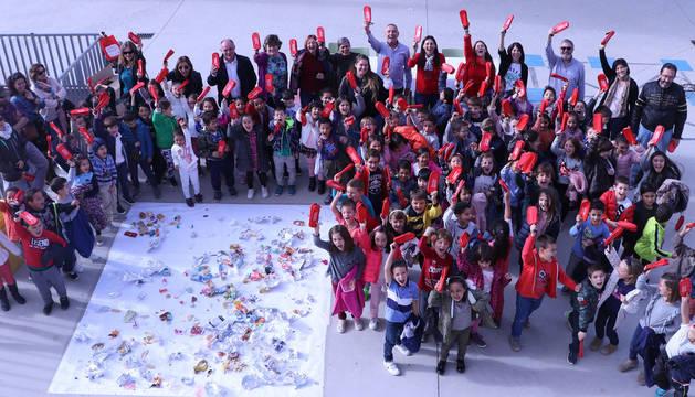 Almuerzos, talleres y premios centran el programa educativo de prevención de residuos