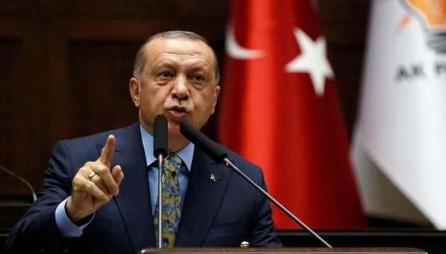 Erdogan reclama a Riad que diga dónde está el cuerpo del periodista Yamal Khashoggi