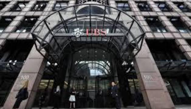 La sede del banco suizo que ha participado en el informe.