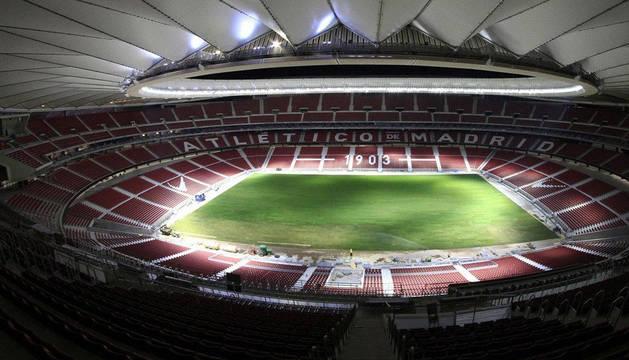 Se espera cerca de medio millar de aficionados de Osasuna en este escenario.