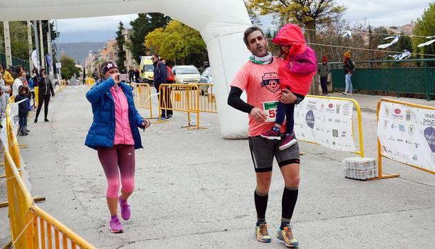 XXV Media maratón Vía Verde del Tarazonica