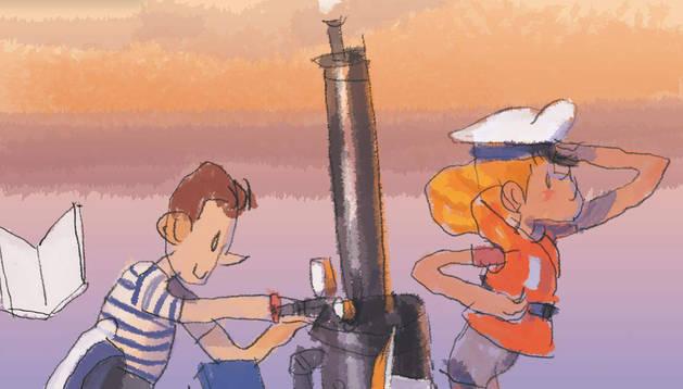 Barco de Vapor cumple 40 años navegando por la literatura infantil