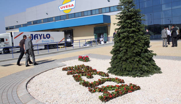 CCOO convoca una huelga en las plantas de Uvesa en Tudela y Valencia