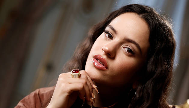 La cantante Rosalía publica su segundo disco.