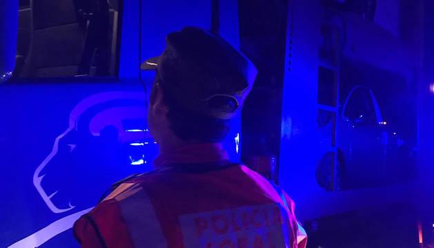 Los delitos contra la seguridad vial dejaron 7 detenidos en octubre en Navarra