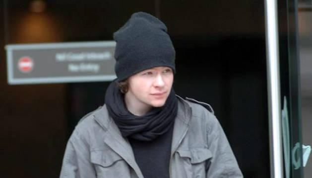 Eoin Berkeley, el violador confeso de la joven española.