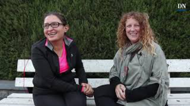 DN más cerca en San Adrián: Noemí Baños y Mª Pilar Martínez