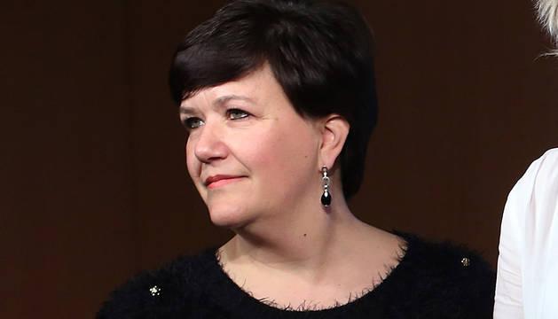 Beatriz Huarte, secretaria de la Asociación Navarra de la Pequeña y Mediana Empresa de Hostelería (Anapeh).