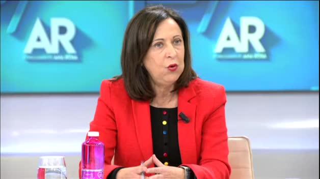 "Robles critica el acto ""partidista"" en Alsasua"