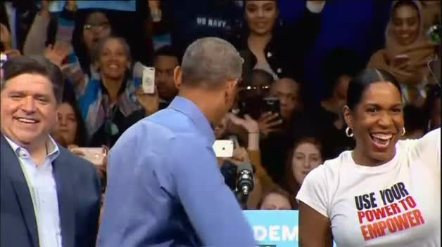 Obama sale al rescate de su partido en vísperas de las elecciones legislativas en EEUU