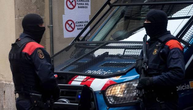 Los Mossos d'Esquadra se han hecho cargo de la investigación.