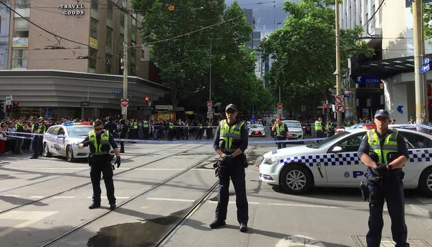Varios heridos tras un apuñalamiento en Melbourne (Australia)