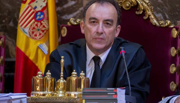 Manuel Marchena, propuesto como presidente del Consejo General del Poder Judicial.